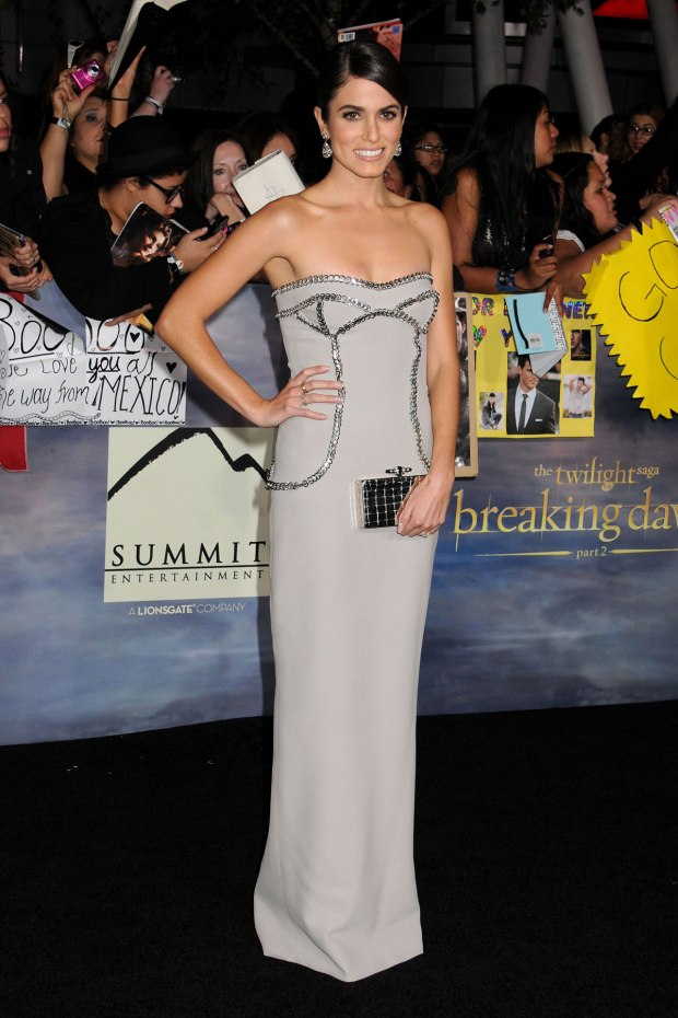 NIKKI REED at The Twilight Saga: Breaking Dawn - Part 2 Premiere